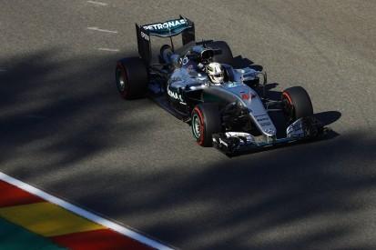 Mercedes upgrades F1 engines for Belgian Grand Prix