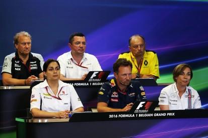 Belgian Grand Prix Friday F1 press conference full transcript