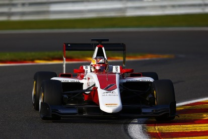 Ferrari Formula 1 junior Charles Leclerc takes GP3 pole at Spa