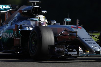Belgian GP: Hamilton gets new Mercedes power unit and grid penalty