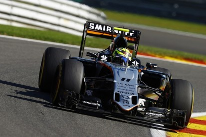 Force India to ramp up efforts to keep Sergio Perez for F1 2017