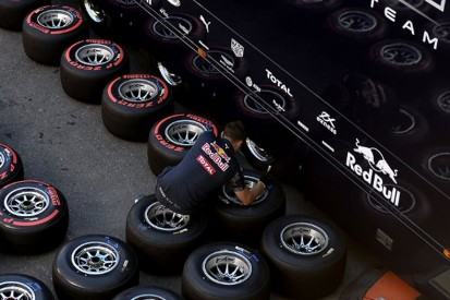 F1 teams to try stronger tyres in Belgian GP practice