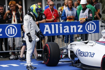 Williams F1 team changes Felipe Massa's chassis for Belgian GP