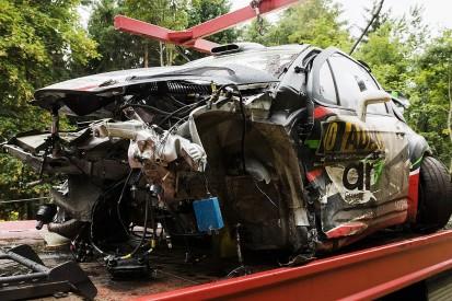 FIA probes WRC Germany's Panzerplatte stage after Lefebvre crash