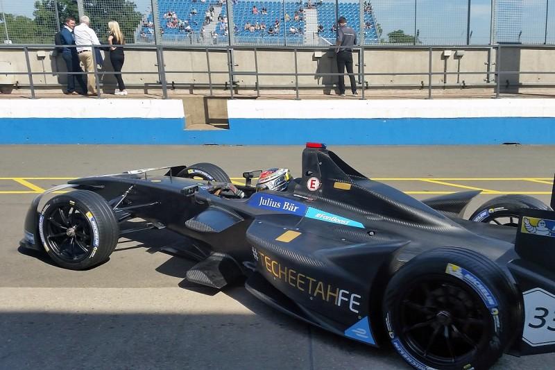 New Formula E outfit Techeetah to run Renault powertrain