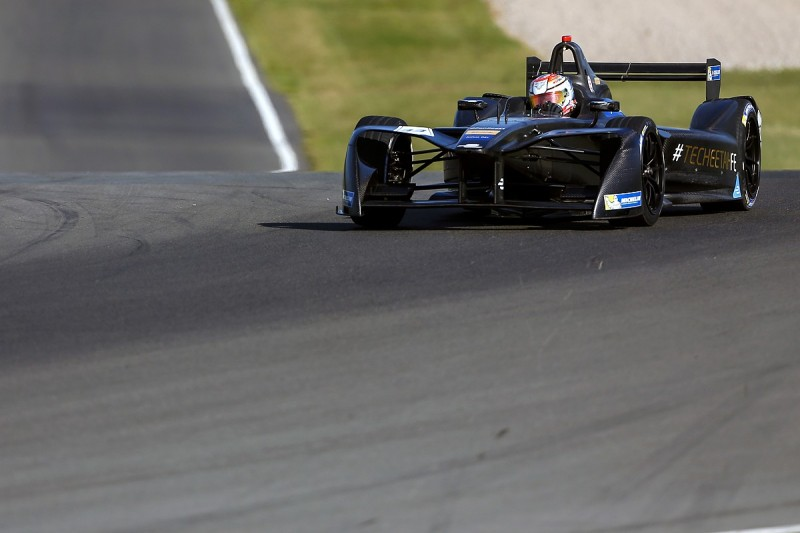 Formula E testing: Vergne fastest on second day for Techeetah