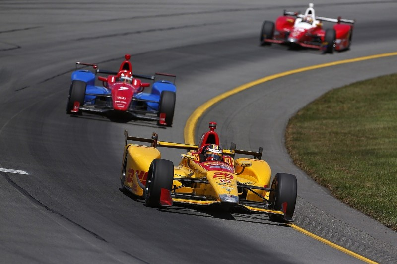 Pocono IndyCar glitch a 'huge opportunity missed', says Hunter-Reay