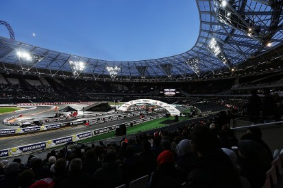 Race of Champions to be held in Miami Marlins Park stadium