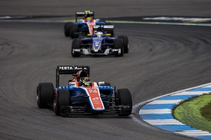 Manor Formula 1 team wary of Sauber surge after investment