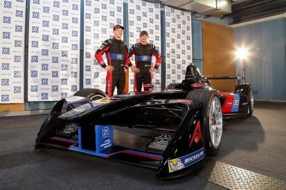Venturi Formula E squad enters technical partnership with ZF