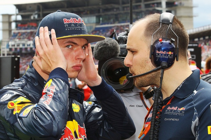 Max Verstappen: I can shoulder Formula 1 rivals' criticism
