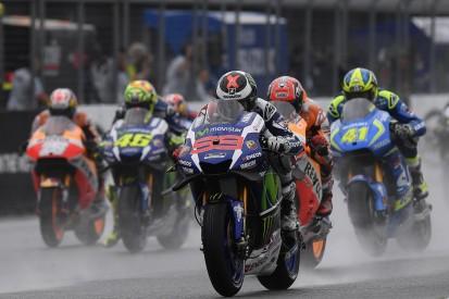 MotoGP tyre dramas shouldn't happen - Jorge Lorenzo