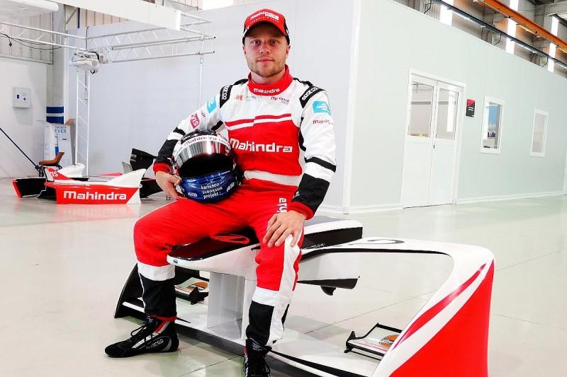 Felix Rosenqvist joins Nick Heidfeld at Mahindra for 2016/17 season
