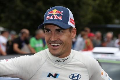 Hyundai keeps Dani Sordo for 2017 and '18 World Rally Championships