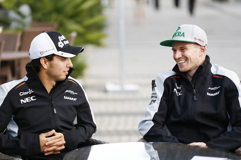 Perez/Hulkenberg on 'verge' of moves to big F1 teams - Force India