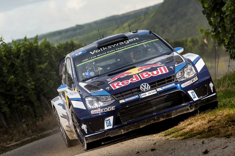WRC Rally Germany: Volkswagen's Ogier cruises as Hyundais charge