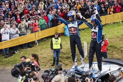 WRC Rally Germany: Sebastien Ogier ends sixth month wait for win