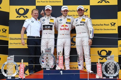 Moscow DTM: Marco Wittmann reclaims points lead with race two win