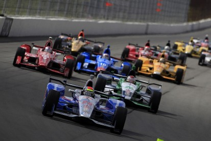 IndyCar makes emotional Pocono return after Justin Wilson's death
