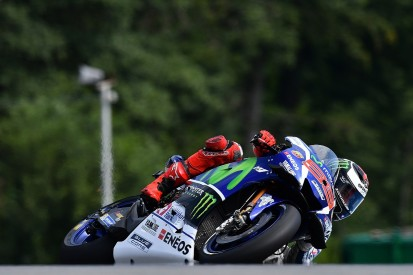 MotoGP Brno: Yamaha's Jorge Lorenzo breaks clear in third practice