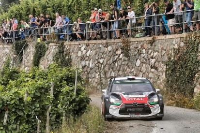WRC Rally Germany: Panzerplatte stage stopped after Lefebvre crash