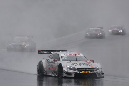 Moscow DTM: Robert Wickens wins and takes championship lead