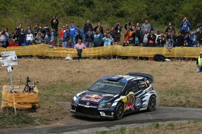 WRC Rally Germany: Mikkelsen leads Ogier and Neuville on Friday