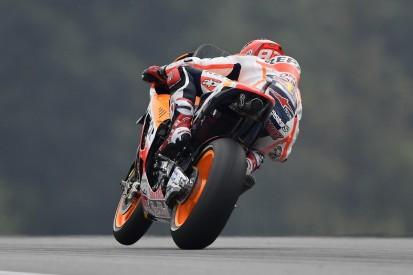 Marc Marquez amazed he avoided crashing in Brno MotoGP practice