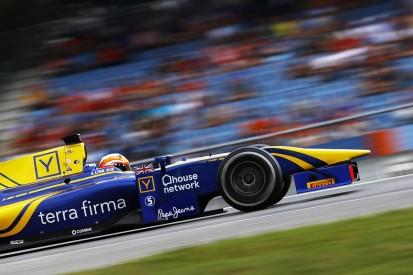Williams development driver Alex Lynn rules out third season in GP2