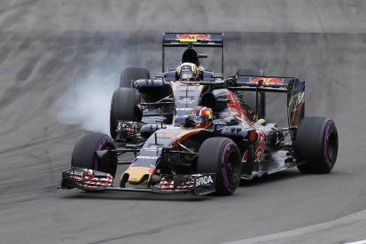Toro Rosso F1 team has let itself down in 2016 - James Key