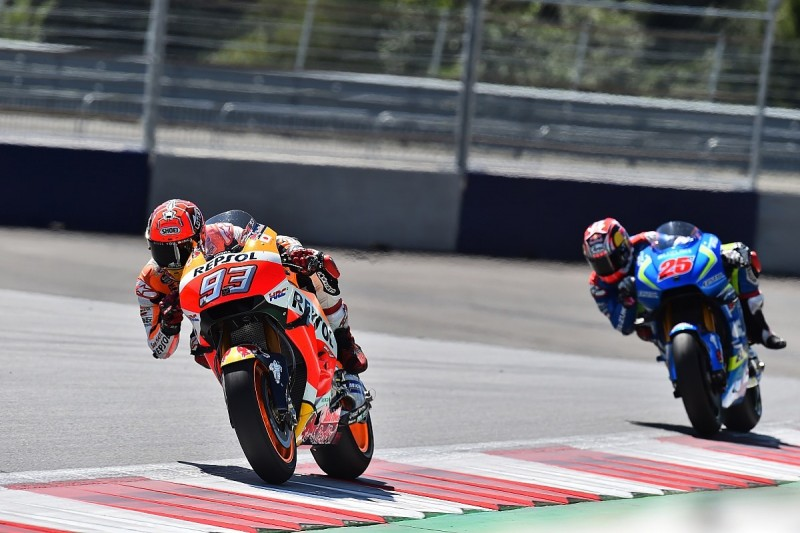 Honda's Marc Marquez says two more wins needed in MotoGP title push
