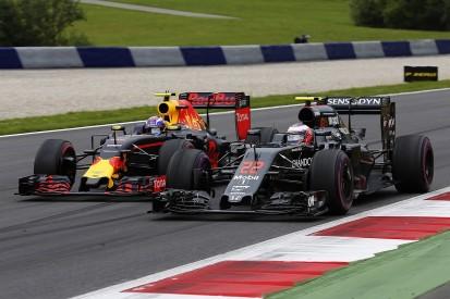 Honda surprised by Renault's 2016 F1 progress