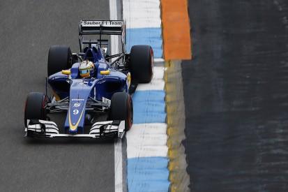 Sauber F1 team can make 'big jump' after break, Ericsson hopes