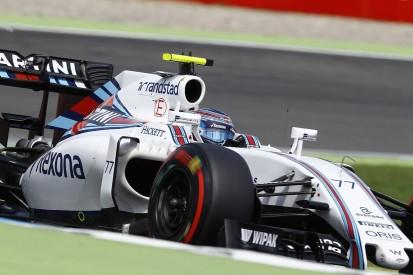 Valtteri Bottas 'reset' after Ferrari rumours, says Claire Williams