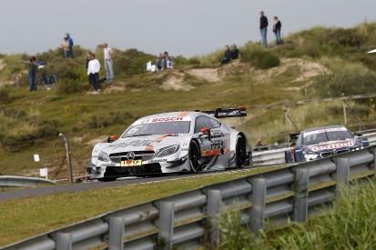 Late Zandvoort punctures still hurt, says Mercedes DTM boss Fritz