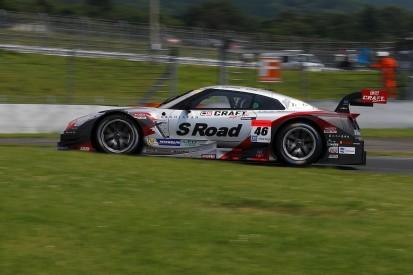 Reigning BES champion Katsumasa Chiyo injures spine in Super GT crash