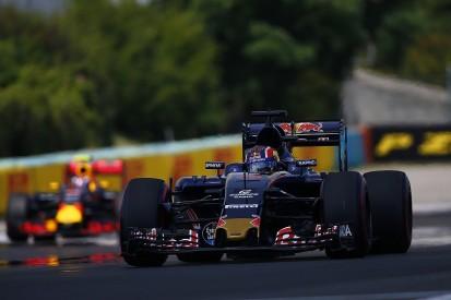 Daniil Kvyat stopped enjoying F1 at after Red Bull demotion