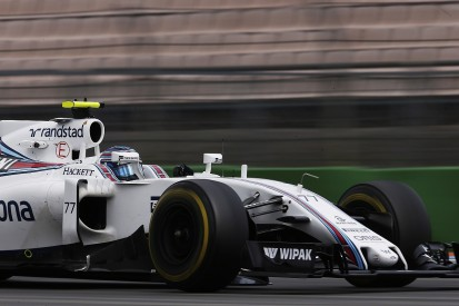 F1 rivals have outdeveloped Williams this year, Bottas concedes