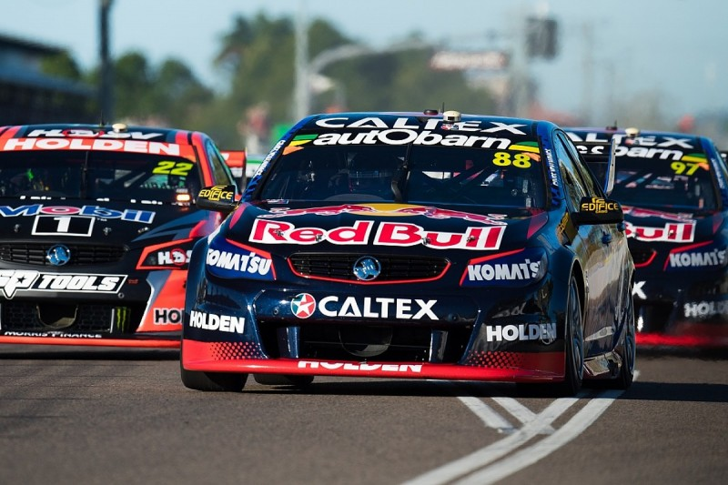 Holden switches Australian Supercars backing to Triple 8
