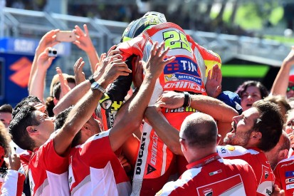 Ducati questioned Iannone's AustrianGP MotoGP strategy gamble