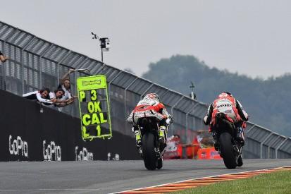 MotoGP considers introducing dashboard rider communication