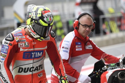 Ducati's Andrea Iannone battling rib injury at MotoGP's Austrian GP