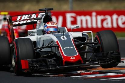 Haas Formula 1 team isn't 'scrambling' anymore in debut season