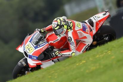 MotoGP Austria: Iannone fastest in FP3, Marquez crashes heavily