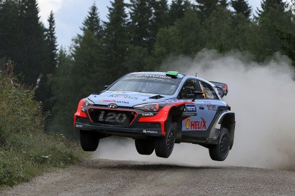Hyundai WRC grip problems can't be fixed until 2017 car arrives