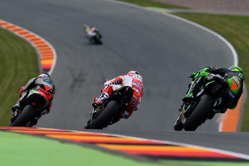 Sachsenring retains MotoGP's German Grand Prix to 2021