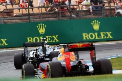 Red Bull F1 team now fully focused on Mercedes not Ferrari