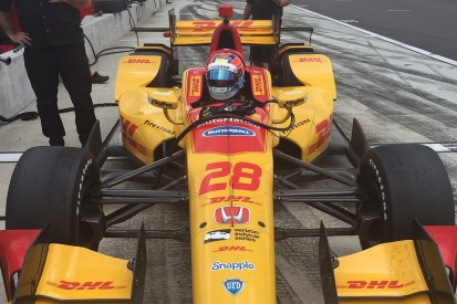 Dean Stoneman makes debut as Watkins Glen IndyCar testing resumes