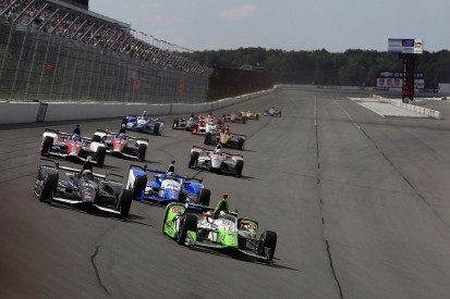 Pocono signs two-year contract extension until 2018 with IndyCar