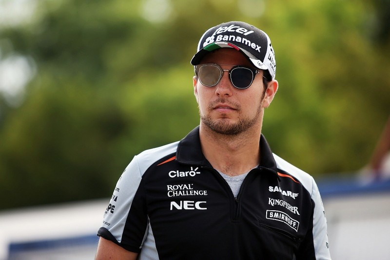Force India's Perez knows next move key to Formula 1 career